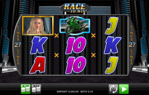 Race To Win Slot Review