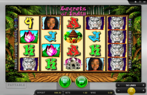 Secrets of India Slot Review