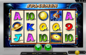Spacemen Slot Review