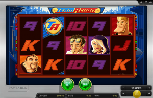 Team Action Slot Review