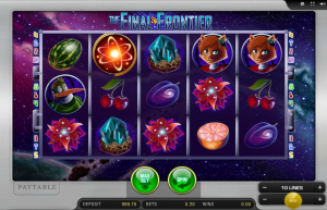 The Final Frontier Slot Review