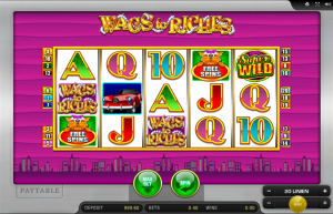 Wags to Riches Slot Review