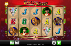 World of Circus Slot Review