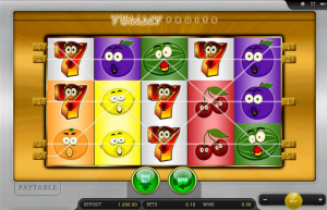 Yummy Fruits Slot Review