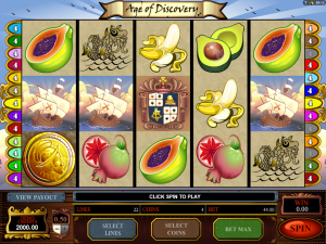 Age of Discovery mobil Slot Review