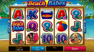 Beach Babes  Slot Review