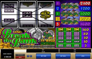 Break Da Bank Slot Review
