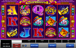 Carnaval Slot Review