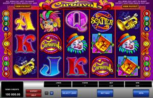 Carnaval Slot Review