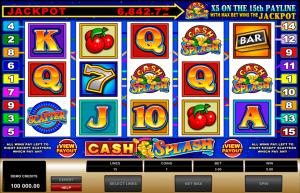 Cash Splash Slot Review