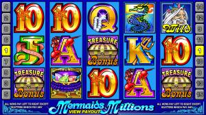 Mermaid Millions Slot Review