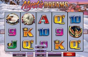 Mystic Dreams Slot Review