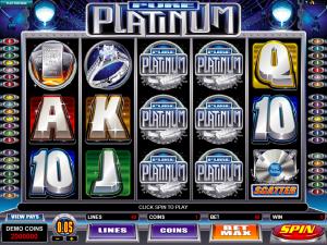 Pure Platinum Slot Review