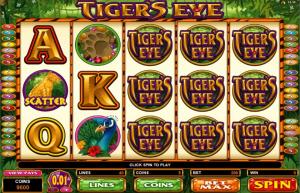 Tiger's Eye Slot Review