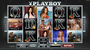 Playboy mobil Slot Review