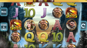 Heroic Eye of the Dragon Slot Review