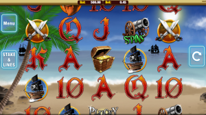 Plucky Pirates Slot Review
