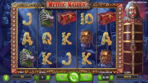 Mythic Maiden s Slot Review