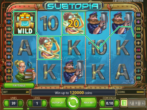 Subtopia Touch Slot Review