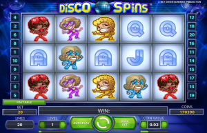 Disco Spins Touch Slot Review