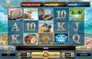 Mega Fortune Dreams opinie Slot Review
