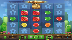 Reel Rush Touch Slot Review