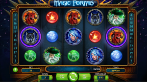 Magic Portals mobil Slot Review