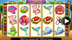 Doctor Love On Vacation Slot Review