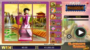 Emperor's Garden Slot Review