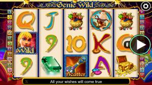 Genie Wild Slot Review