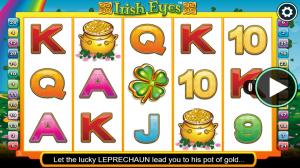 Irish Eyes Slot Review