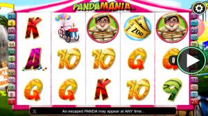 Pandamania Slot Review