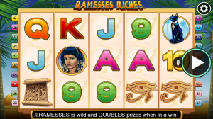 Ramesses Riches Slot Review