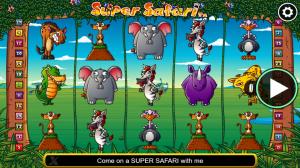 Super Safari Slot Review