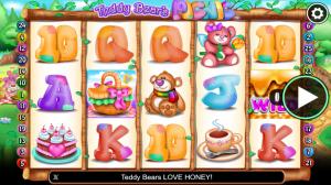 Teddy Bears Picnic Slot Review