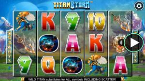 Titan Storm Slot Review