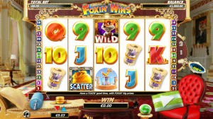 Foxin Wins Slot Review