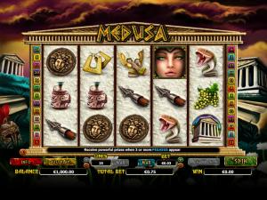 Medusa Slot Review
