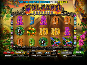Volcano Eruption Slot Review