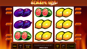 Always Hot Cubes Slot Review