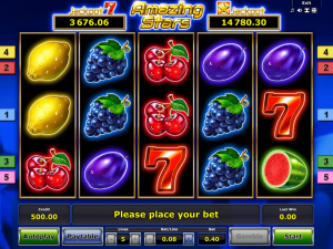 Amazing Stars Slot Review
