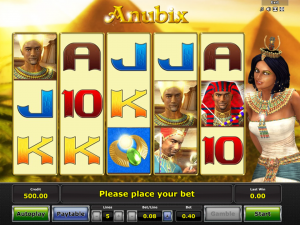 Anubix Slot Review
