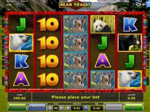 Bear Tracks Slot Review