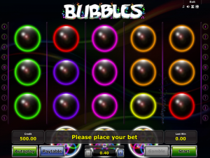 Bubbles Slot Review