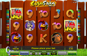 Cash Farm Slot Review