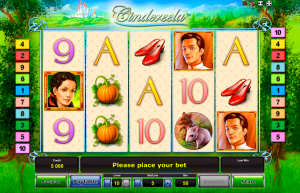 Cindereela Slot Review