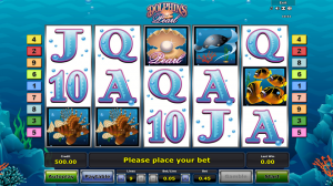 Dolphin's Pearl Slot Review
