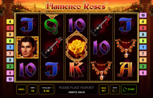 Flamenco Roses Slot Review