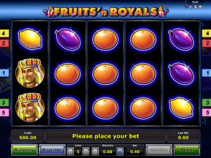 Fruits'n Royals Slot Review