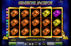 Gemstone Jackpot Slot Review